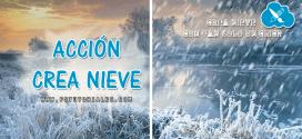 Acción de nieve para Photoshop