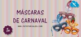 18 máscaras de Carnaval