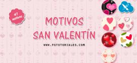 47 motivos de San Valentín