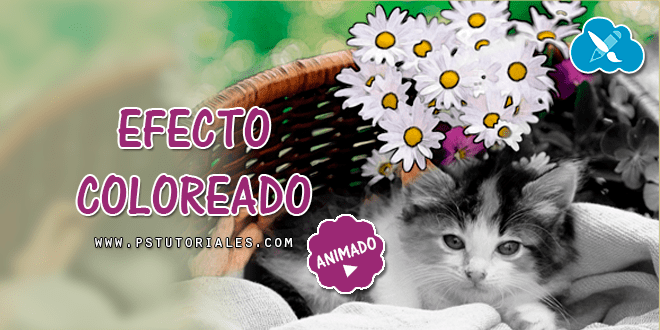 Efecto Coloreado Photoshop Tutorial
