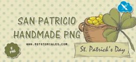 PNGs de dibujos de San Patricio