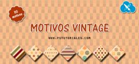 110 motivos vintage