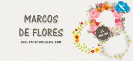 13 marcos de flores