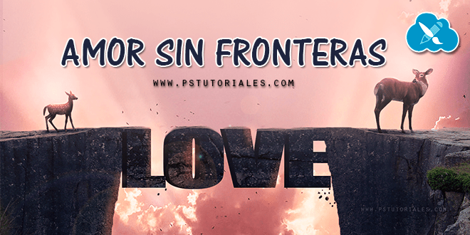 Amor Sin Fronteras Photoshop Manipulation