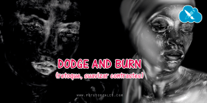 Dodge and Burn Retoque