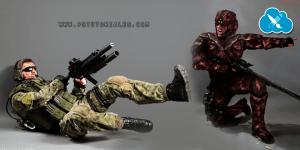 stocks soldados