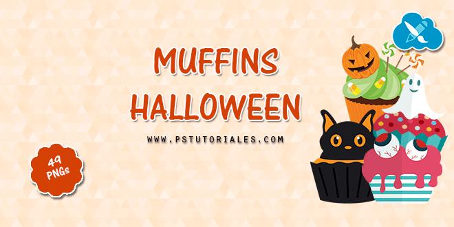49 Muffins de Halloween