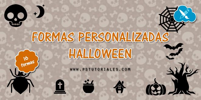 16 formas personalizadas de Halloween