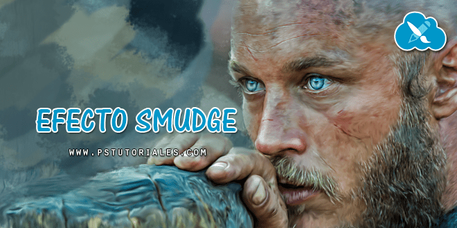 Smudge painting – Photoshop Tutorial