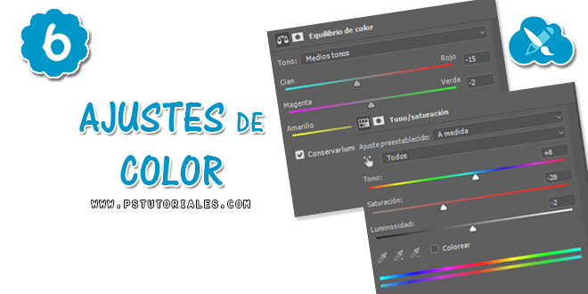 Ajustes de color – Digital Painting en 6 h.
