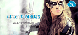 Efecto Dibujo Photoshop Tutorial