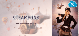 Fotomanipulación Steampunk Photoshop Tutorial