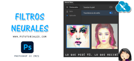 Filtros neurales- NOVEDADES Photoshop CC 2021