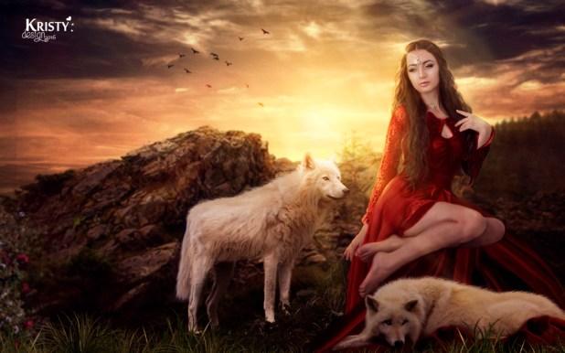 Crepúsculo de lobos