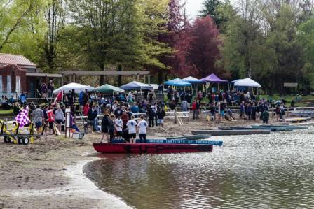 PSU Concrete Canoe Competition 2