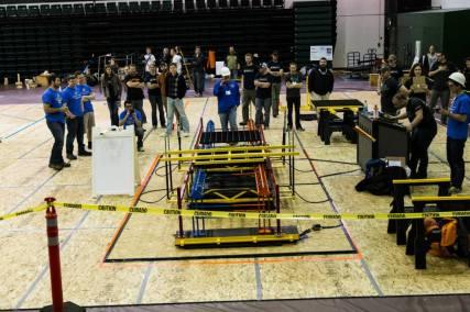 PSU Steel Bridge Competition 2