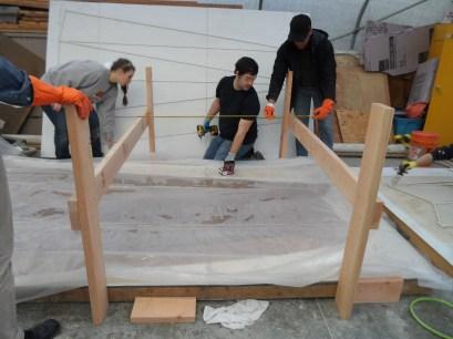 Concrete Canoe Building 9 2017