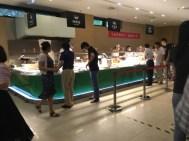 CAUPD Cafeteria