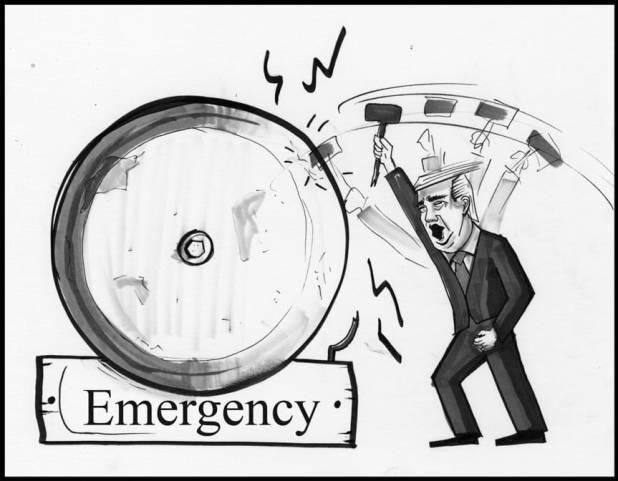National Emergency -1