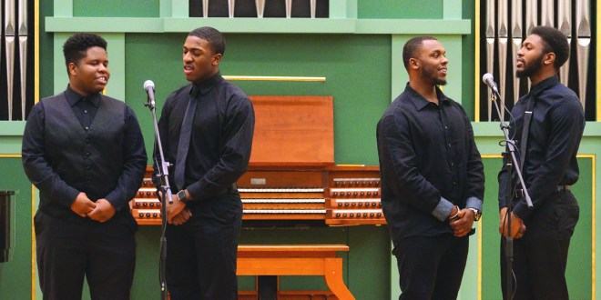 BSA kicks off Black History Month with 'Gospel Explosion'