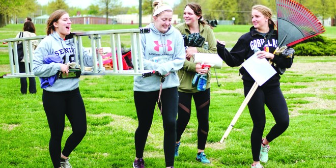 PSU's Big Event continues annual community service