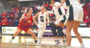 Women's Basketball defeats Oklahoma Baptist, defeated by Southwestern Oklahoma