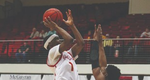 Men's Basketball defeated by Washburn, Missouri Western