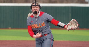 Softball team opens season in Oklahoma