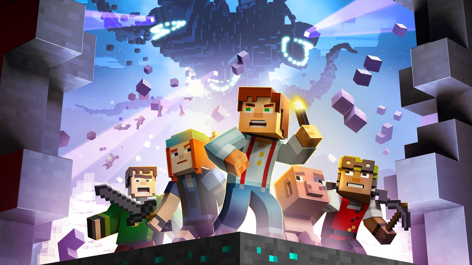 Best Wallpaper Minecraft Action - Minecraft-1080-Main  HD_448122.jpg
