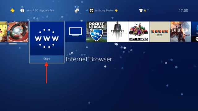 Visit This Site On Your PS4 Weve Made It Easier With A Shorter URL Ps4w Or Pswallpapers