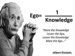 ego-einstein