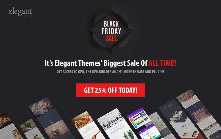 Best of The Best – 5 Black Friday Deals For Web Designers and Developers