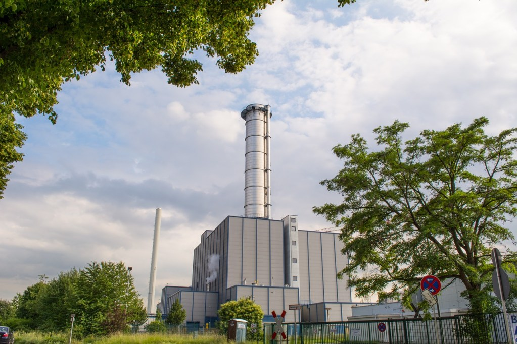 Waste to energy facilities