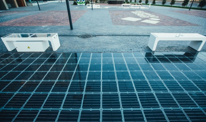 Will these solar sidewalk panels open new frontiers in solar energy?