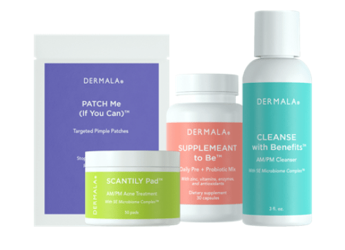 Skin microbiome product from Dermala