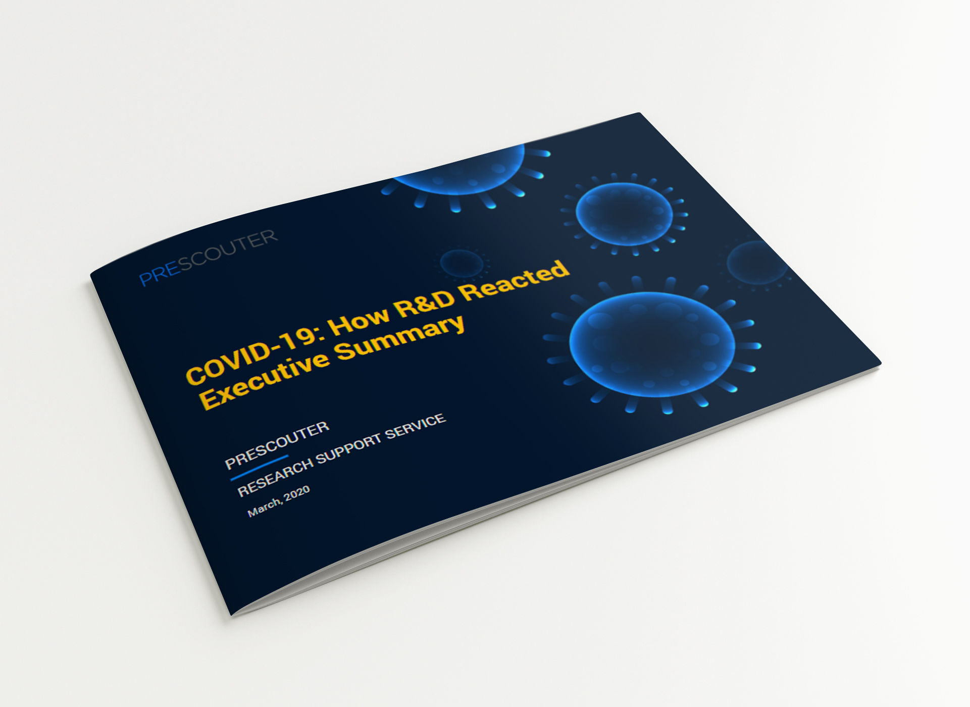 COVID-19: How the R&D Industry Responded and What We Learned