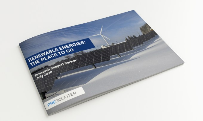 Renewable Energies: The Place To Go
