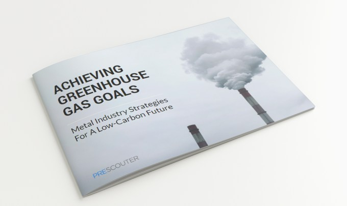 Achieving Greenhouse Gas Goals: Metal Industry Strategies For A Low-Carbon Future