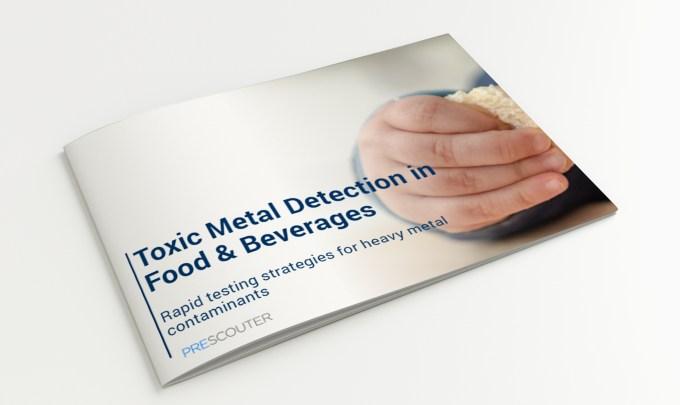 Toxic Metal Detection in Food & Beverages: Rapid Testing Strategies