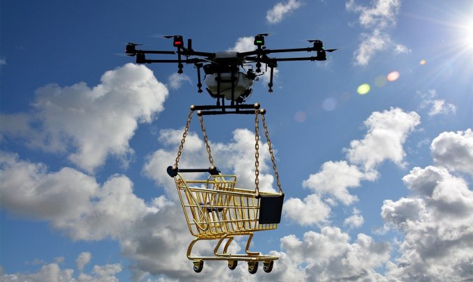 Automated Logistics Technologies: Delivering the goods with DRONES