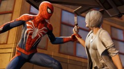 Marvel's Spider-Man DLC Silver Lining Announced