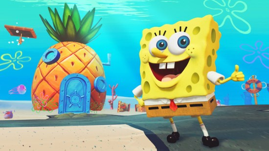 SpongeBob SquarePants: Battle for Bikini Bottom - Rehydrated SpongeBob SquarePants