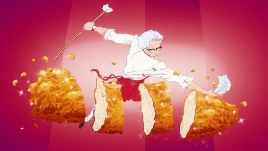 KFC Gaming, I Love You, Colonel Sanders!