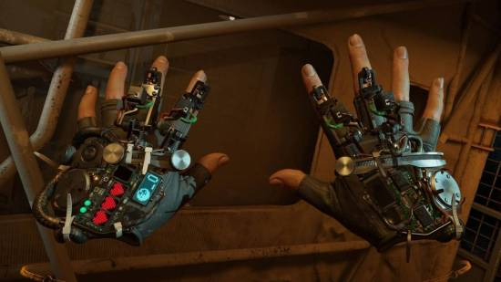 HLAlyx Hands