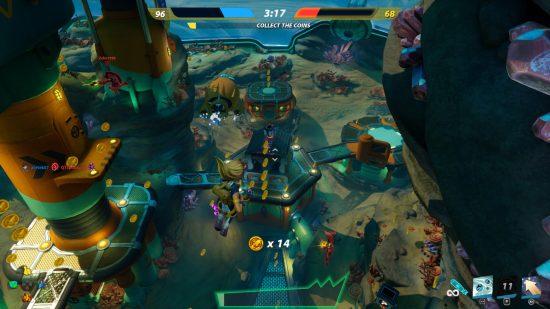 Rocket Arena Treasure Hunt