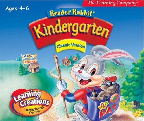 Reader Rabbit Kindergarten Classic PC IGN