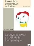 lien vers «Qu'est-ce qu'une institution psychanalytique?»