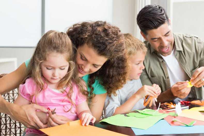 Качественное времяпровождение с семьей и работа - 2