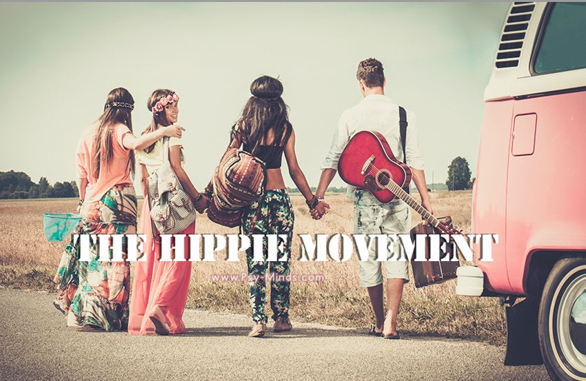 the hippie movement and the beat The beats: san francisco, i the civil rights movement and the escalating war in vietnam were the two great catalysts for social protest in the sixties being in the minority, depended on the support of the white population, and at least in terms of sentiment, those caught up in the spirit of the hippie movement took the.