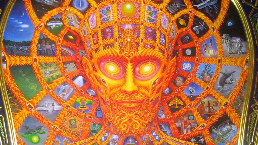 The History of Psychedelic Art